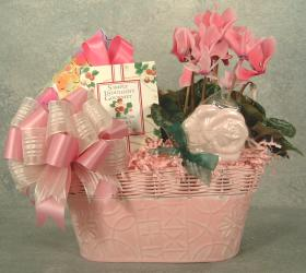 Basket in Bloom - Product Image