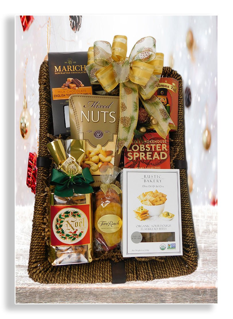 upscale corporate holiday gifts