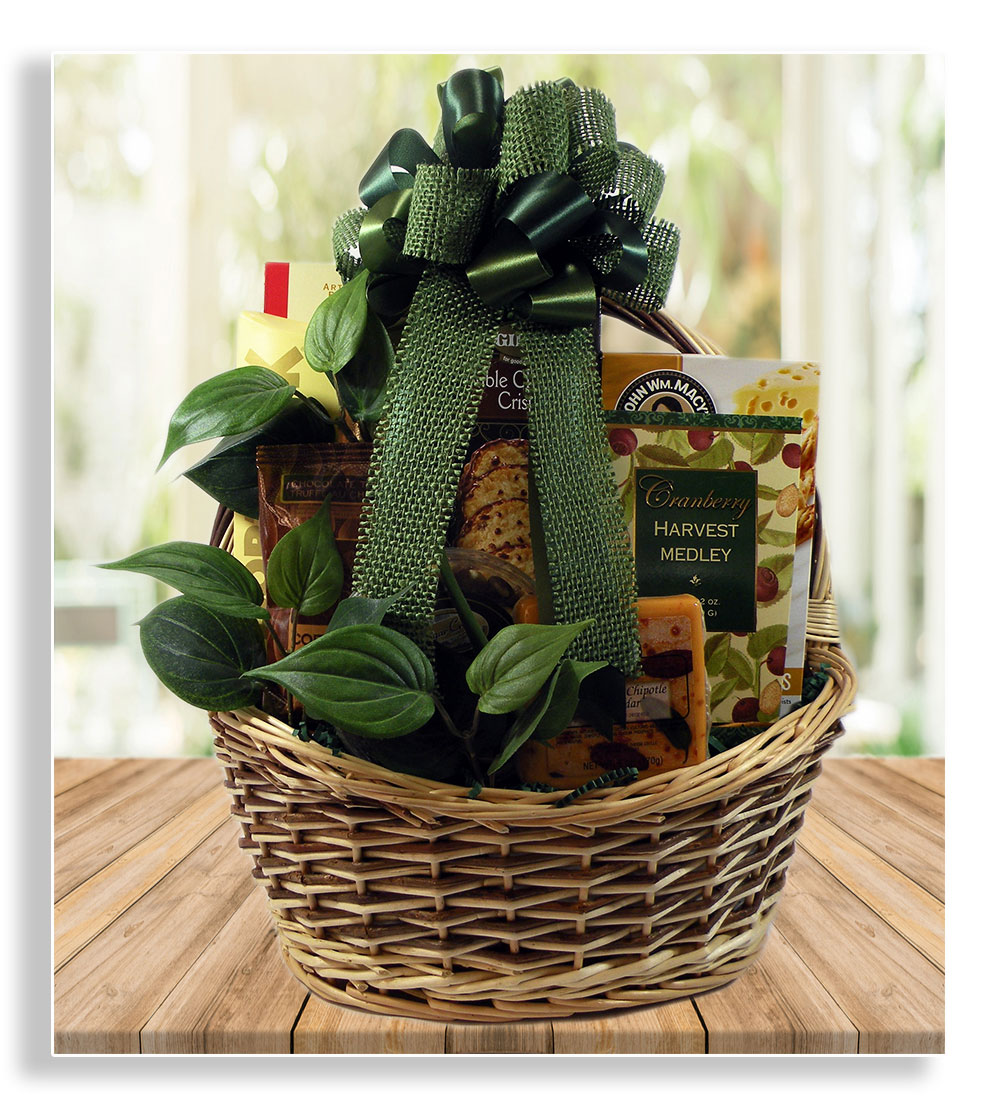showstopper gift basket