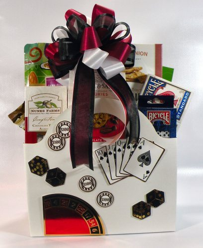 Birthday Gift Baskets In San Diego : Gift basket san diego for gamblers