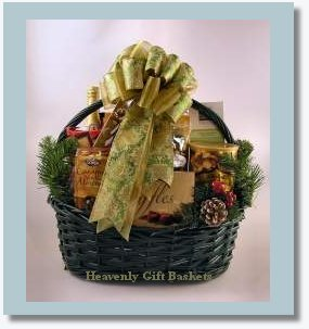 heavnely sweets galore basket