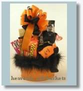 trick or treat sweets basket