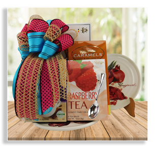 Sweets and Tea Basket