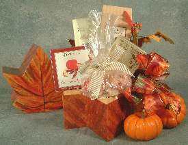 Autumn Leaf Gift Box - Product Image