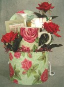 English Rose Hatbox - Product Image