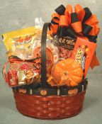 Halloween Goodie Basket - Product Image