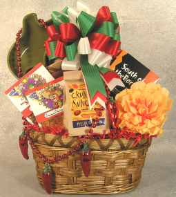Mexican Fiesta Basket - Product Image