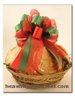 Santa's Cookie Basket - Product Image